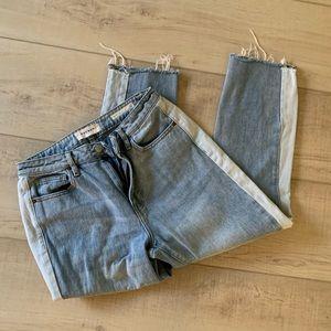 pacsun jason blue mom jeans